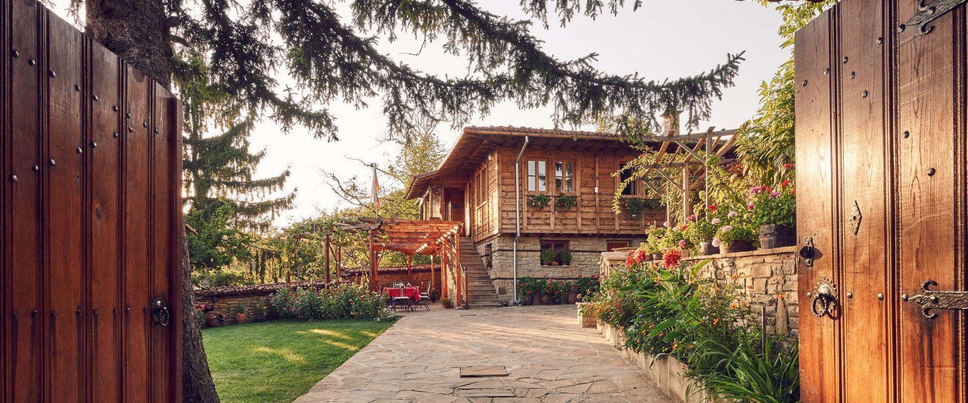 Yovina House - Jeravna