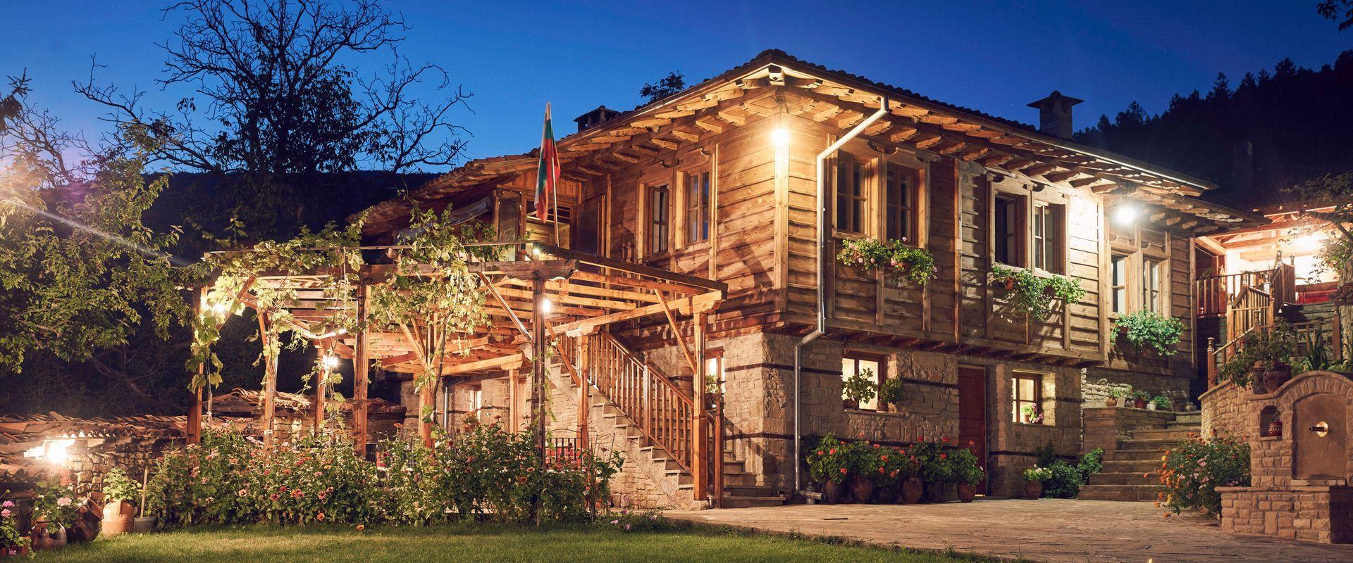 Йовина къща - Жеравна